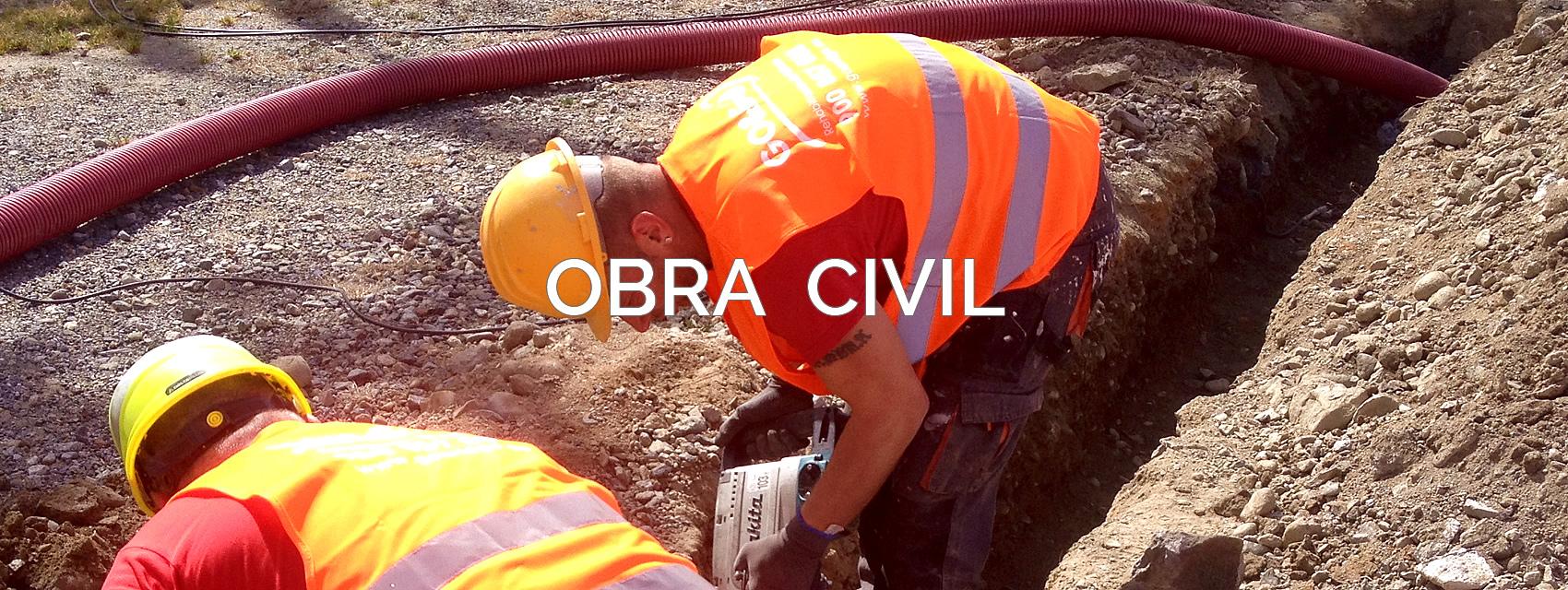 Empresa de Obra Civil