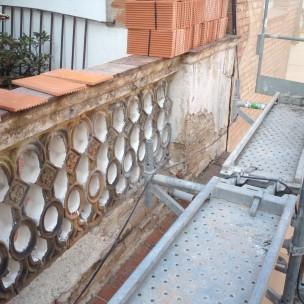 GO&GO Restauración Patrimonial, edificio catalogado, Barcelona 45