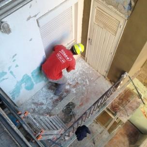 GO&GO Restauración Patrimonial, edificio catalogado, Barcelona 37