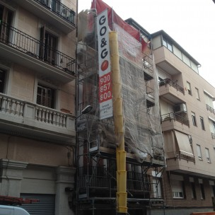 GO&GO Restauración Patrimonial, edificio catalogado, Barcelona 9