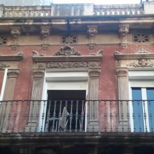 GO&GO Restauración Patrimonial, edificio catalogado, Barcelona 1