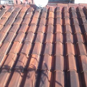 impermeabilización de tejado con poliurea -1