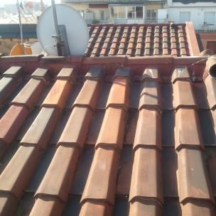impermeabilización de tejado con poliurea -6