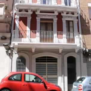 GO&GO Restauración Patrimonial, edificio catalogado, Barcelona 11
