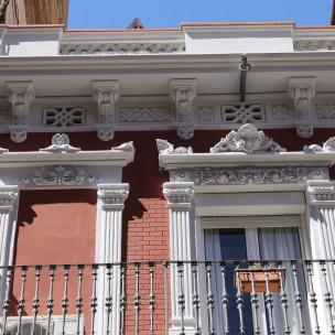 GO&GO Restauración Patrimonial, edificio catalogado, Barcelona 44