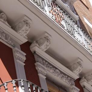 GO&GO Restauración Patrimonial, edificio catalogado, Barcelona 42