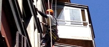 Trabajos Verticales, Comunidad Propietarios, Barcelona