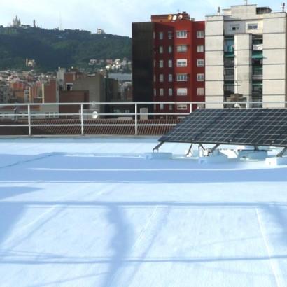 Cool Roof, aplicación de GO&GO