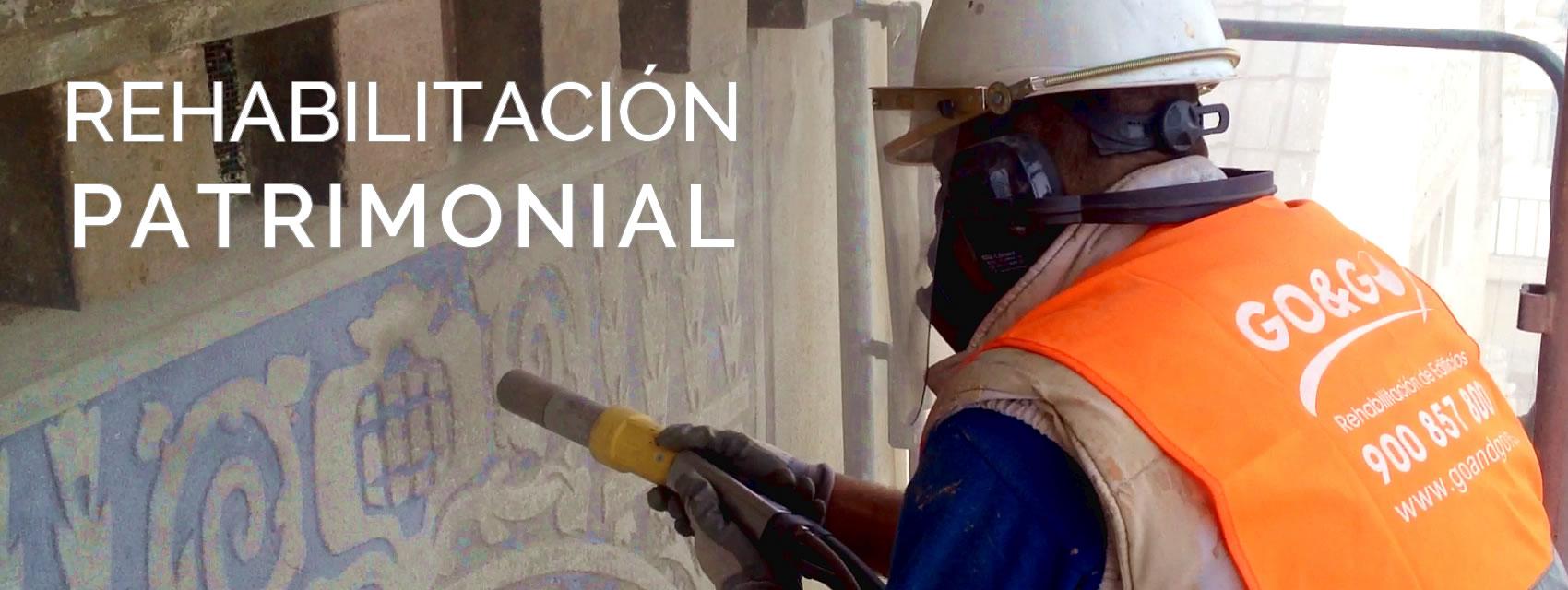 Rehabilitación de Patrimonio