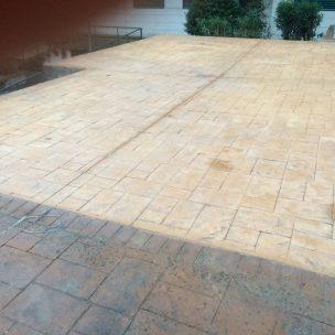 Impermeabilización con poliurea en patio comunitario 02