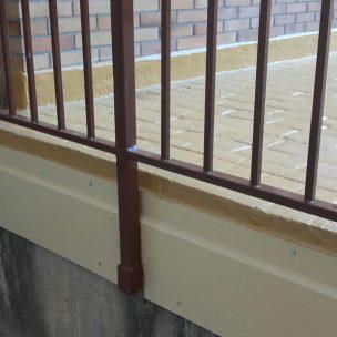 Impermeabilización con poliurea en patio comunitario 11