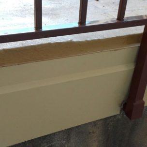 Impermeabilización con poliurea en patio comunitario 12