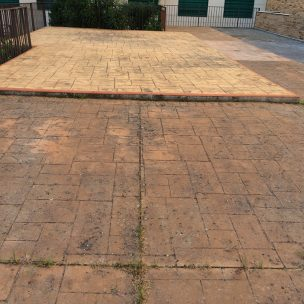 Impermeabilización con poliurea en patio comunitario 2