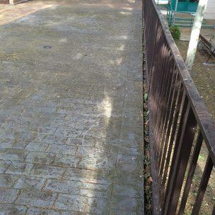 Impermeabilización con poliurea en patio comunitario 4