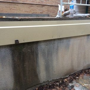 Impermeabilización con poliurea en patio comunitario 8
