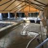 Impermeabilización de cubierta vegetal con poliurea en Edificio Mutua Madrileña Pº de la Castellana 36-38
