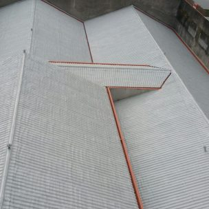 Impermeabilizacion de cubierta con poliurea en Pontevedra 21