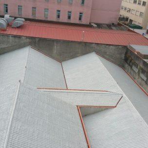 Impermeabilizacion de cubierta con poliurea en Pontevedra 22