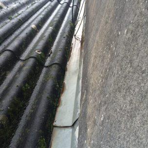 Impermeabilizacion de cubierta con poliurea en Pontevedra 3