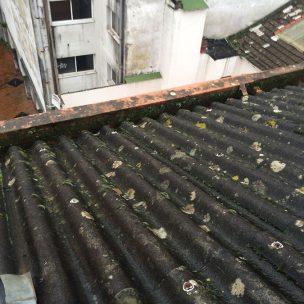 Impermeabilizacion de cubierta con poliurea en Pontevedra 5