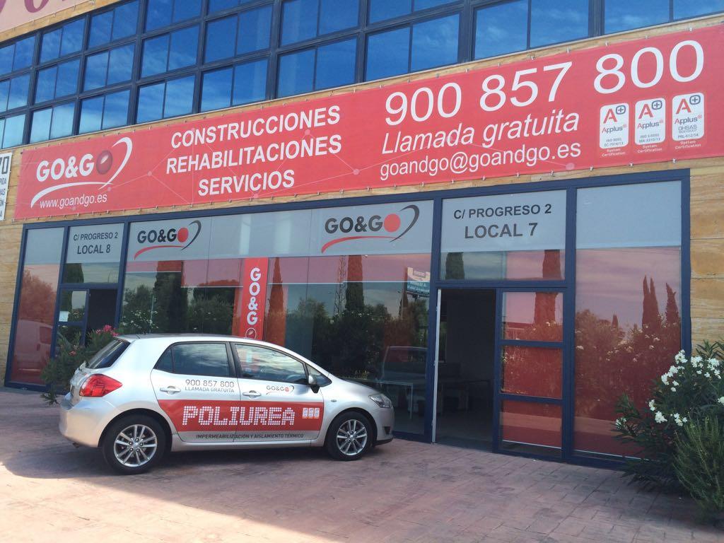nueva oficina en Getafe (Madrid)