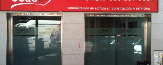 apertura de nuevas oficinas técnicas en Madrid C/Abtao 8