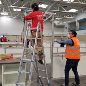 Montaje Hospital-COVID 19 -Pavello CAstell d'en Planes - VIC (1 (1)