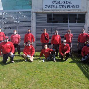 Montaje Hospital-COVID 19 -Pavello CAstell d'en Planes - VIC (6)